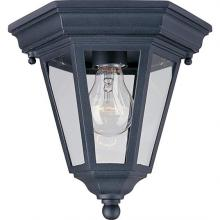 Maxim 1027BK - Westlake-Outdoor Flush Mount