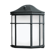 Kichler 10941BK - Outdoor Wall 1Lt Fluorescent