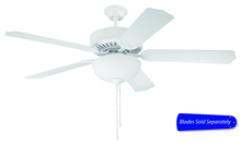 "Craftmade C201W - 52"" Ceiling Fan - Ceiling Fan Motor only - Blades sold separately"