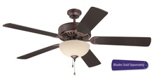 "Craftmade C202OB - 52"" Ceiling Fan - Ceiling Fan Motor only - Blades sold separately"