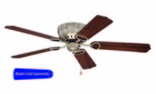 "Craftmade PUH52AB - 52"" Hugger Ceiling Fan"