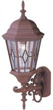 Craftmade Z250-27B - One Light Red Wall Lantern
