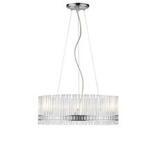 Golden 4015-3 CH - 3 Light Chandelier