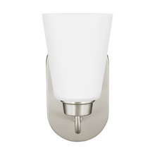 Sea Gull 4115201-962 - One Light Wall / Bath Sconce