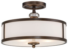 Minka-Lavery 4942-570 - Thorndale 3 Light Semi-Flush