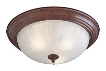 Minka-Lavery 830-91 - 3 Light Flush Mount