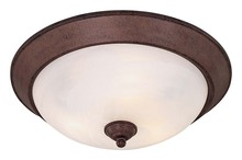 Minka-Lavery 893-91 - 3 Light Flush Mount