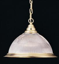 Hi-Lite MFG Co. H-1115-CLR RIB - Pendant Collection