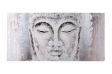 Varaluz 4DWA0110 - Zen Garden Buddha Painting on Canvas