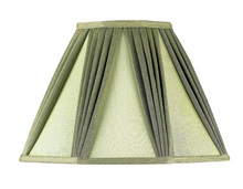 CAL Lighting SH-1022 - HARDBACK PLAIN FABRIC SHADE