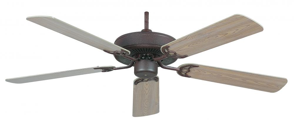 Manteca Lighting in Manteca, California, United States,  16YY8, 42 INCH CALIFORNIA HOME FAN - RUBBED BRONZE,