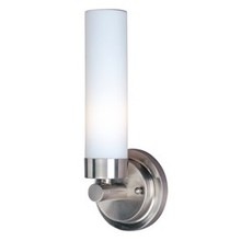 Maxim 53006WTSN - Cilandro 1-Light Wall Sconce