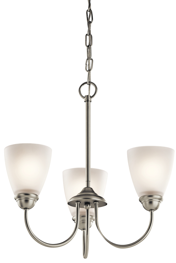 Manteca Lighting in Manteca, California, United States,  LR00Q, Mini Chandelier 3Lt, Jolie