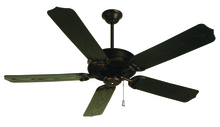 "Craftmade K10442 - Porch Fan 52"" Ceiling Fan Kit in Oiled Bronze"
