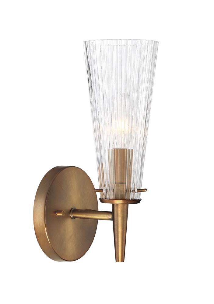 Manteca Lighting in Manteca, California, United States,  E74M, Montelena 1 Light Wall Sconce, Montelena