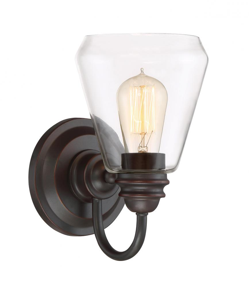 Foundry  1 Light Wall Sconce