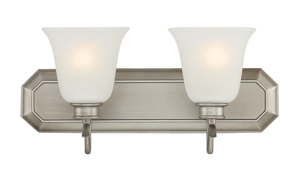 Montego 2 Light Bath Bar