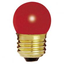 Satco Products Inc. S4511 - 7.5 Watt Incandescent Indicator And Sign Lamp