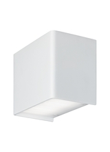 Tech Lighting 700WSKENW-LED830 - KENTON WALL WHT LED830