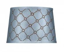 Dolan Designs 160100 - White Powder Coated Lamp Shade
