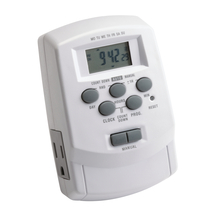 Kichler Landscape 15556WH - Digital Timer With Daylight Sa