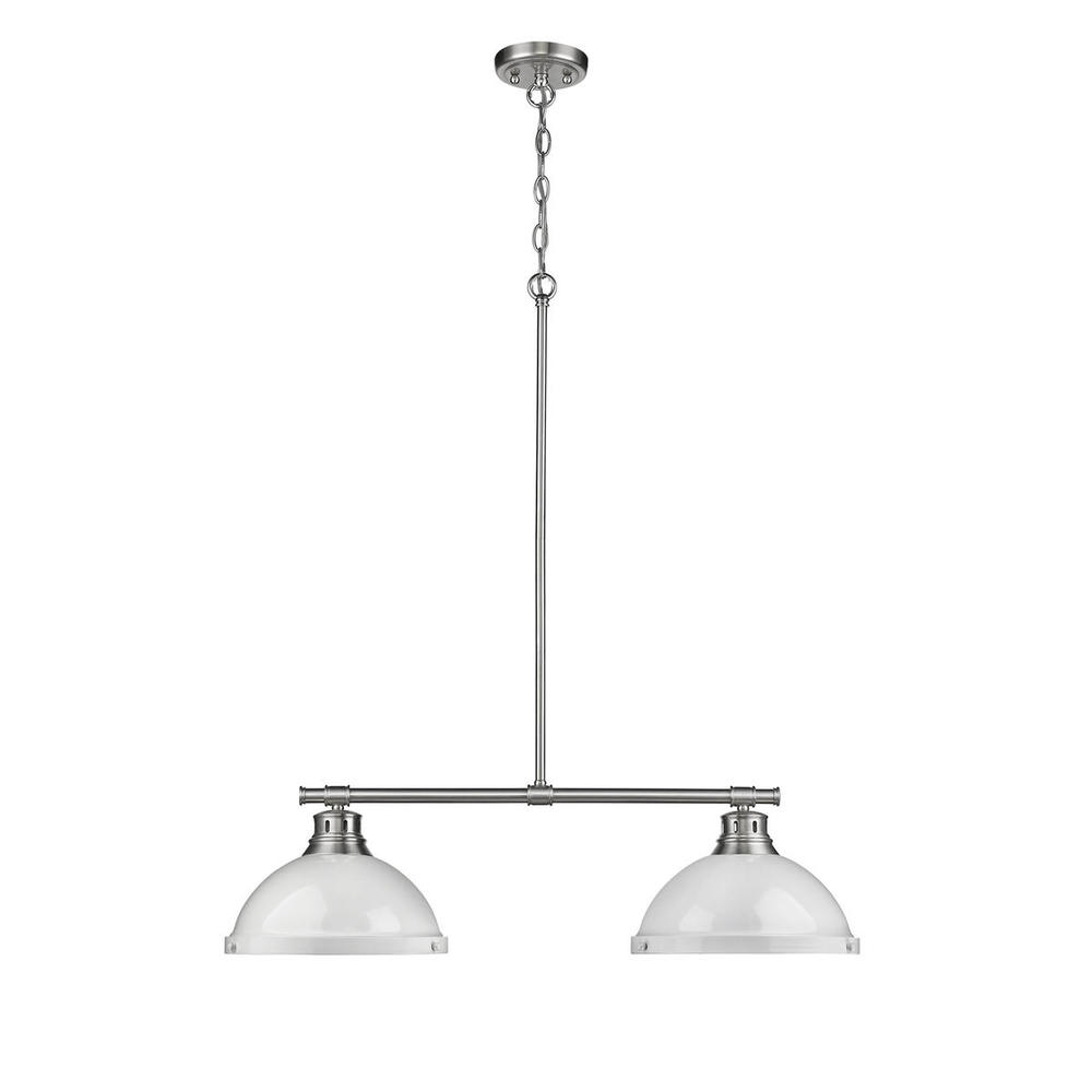 Manteca Lighting in Manteca, California, United States,  7G2K, 2 Light Linear Pendant, Duncan Pw