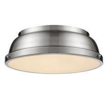 Golden 3602-14 PW-PW - Flush Mount