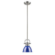Golden 3604-M1L PW-BE - Mini Pendant with Rod