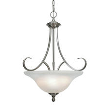Golden 6005-3P PW - 3 Light Pendant