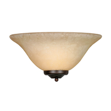 Golden 8355 RBZ - 1 Light Wall Sconce