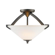 Golden 9363-SF GMT-OP - Semi-Flush (Convertible)