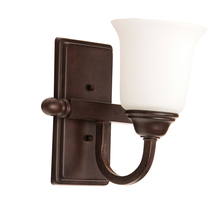Jeremiah 15209AG1-WG - 1 Light Wall Sconce