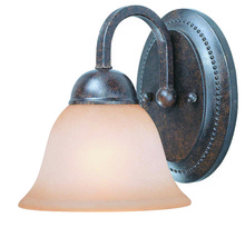 Jeremiah 22001-FM - Sheridan 1 Light Wall Sconce in Forged Metal