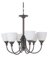Jeremiah 39926-ESP - 6 Light Chandelier