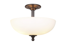 Jeremiah 39953-ESP - 3 Light Convertible Semi Flush