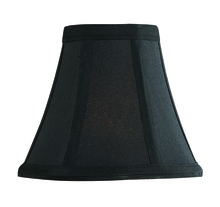 Jeremiah SH29 - Black Shade Lamp Shade