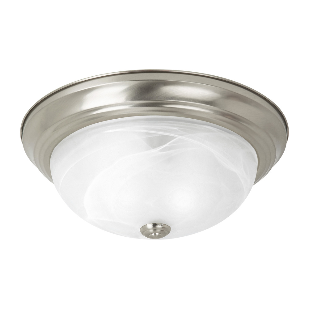 One Light Ceiling Flush Mount