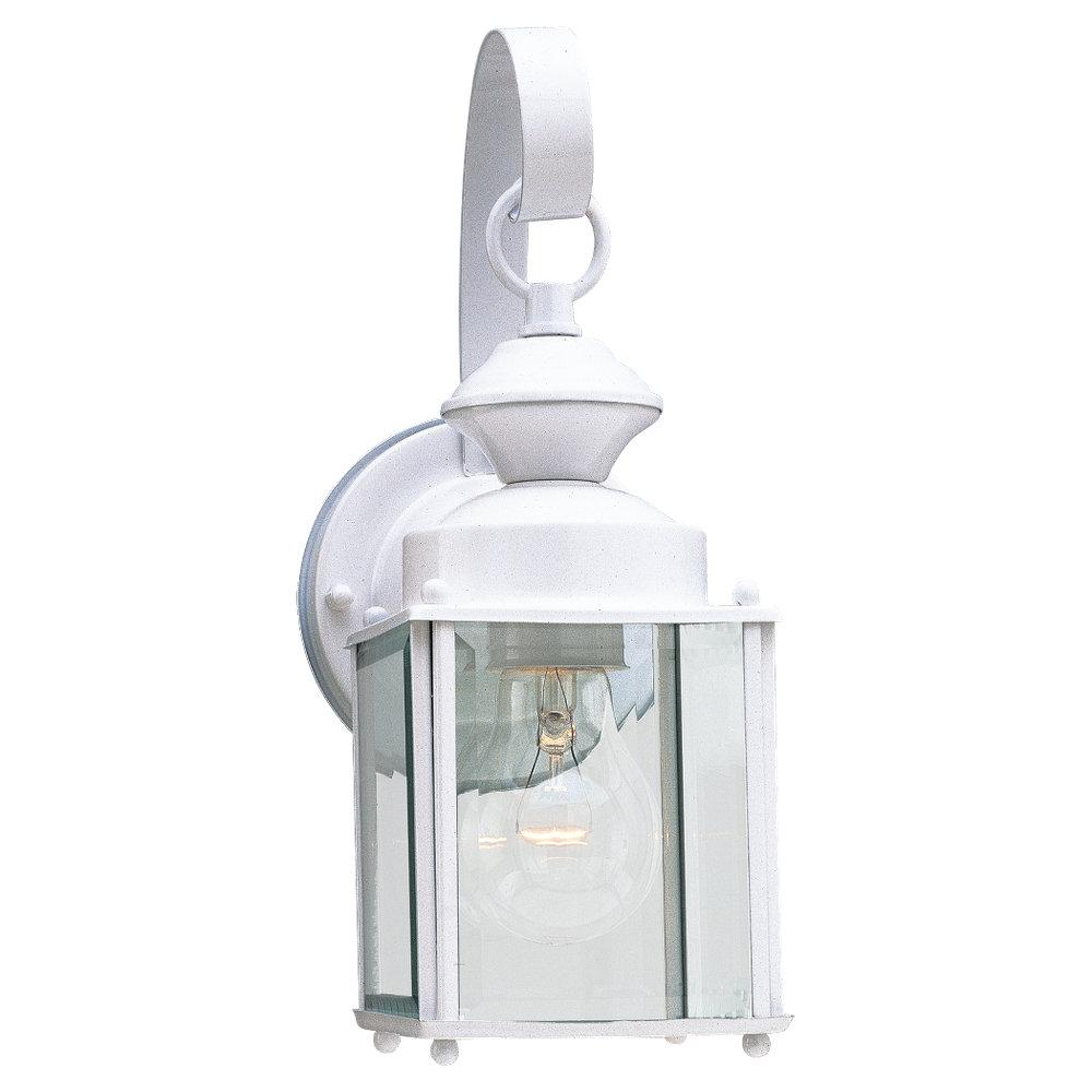Manteca Lighting in Manteca, California, United States,  AC3X, Single-Light Jamestowne Outdoor Wall Lantern, Jamestowne