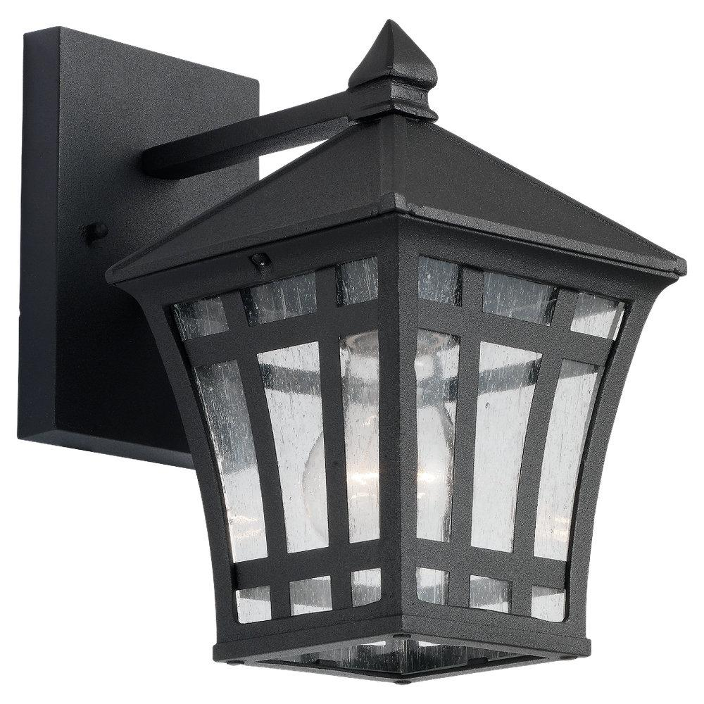 Manteca Lighting in Manteca, California, United States,  LMYV, One Light Outdoor Wall Lantern, Herrington
