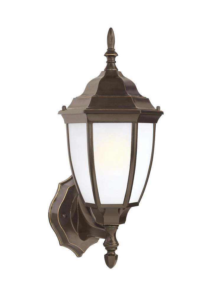 Manteca Lighting in Manteca, California, United States,  9NK9F, One Light Outdoor Wall Lantern, Bakersville
