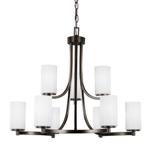 Generation Lighting - Seagull 3139109-710 - Nine Light Chandelier