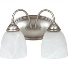 Sea Gull 44317-965 - Two Light Wall / Bath