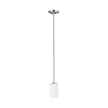 Sea Gull 61160-05 - One Light Mini-Pendant