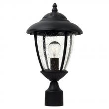 Sea Gull 82068-12 - One Light Outdoor Post Lantern