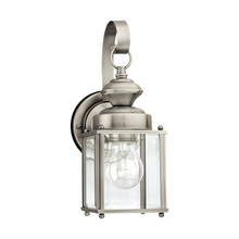 Sea Gull 8456-965 - One Light Outdoor Wall Lantern