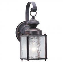 Sea Gull 8880-08 - One Light Outdoor Wall Lantern