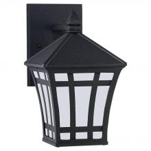 Sea Gull 89131BLE-12 - One Light Outdoor Wall Lantern