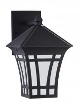 Sea Gull 89132-12 - One Light Outdoor Wall Lantern