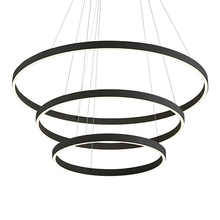 Kuzco Lighting Inc CH86332-BK - Cerchio