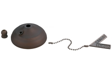 Monte Carlo MC83RB - Pull Chain Type Bowl Cap Kit - Roman Bronze